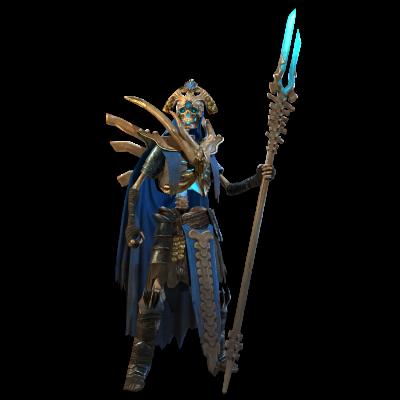 Ancient Priest (assistant)
