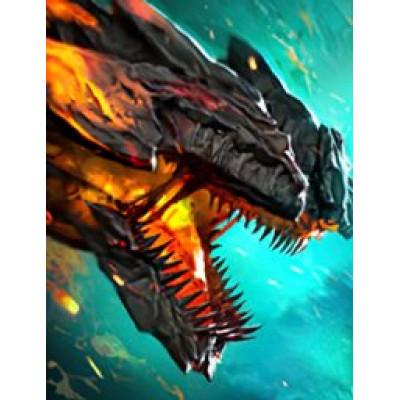Магмовый Дракон