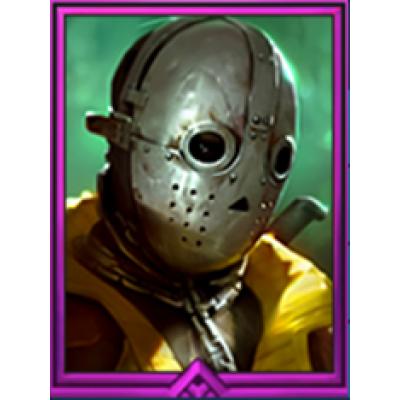 Маньяк (Masked Fearmonger) - Гайд, Таланты, Советы, Шмот